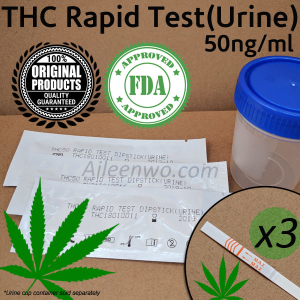 THC/ Marijuana/ Ganja/ Weed/ Cannabis/ Drug Test Kit