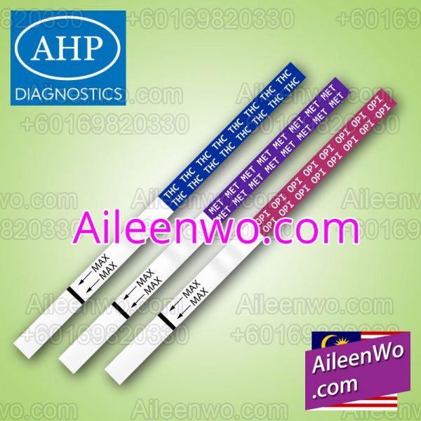 Urine Drug Test Strip - AHP / Allen Healthcare Products